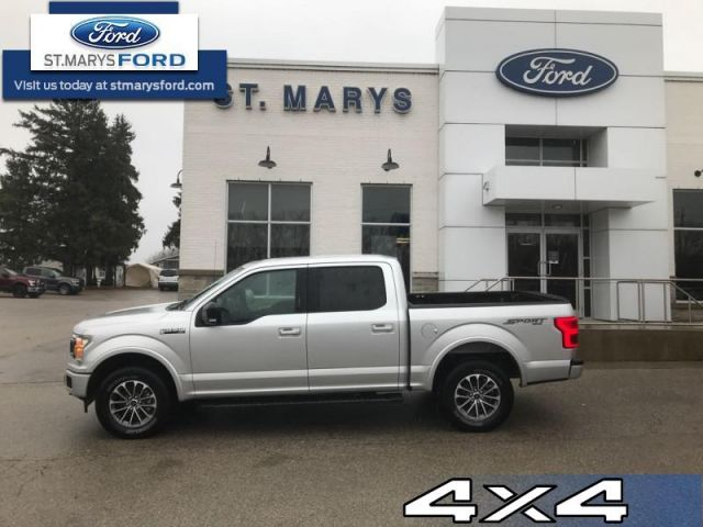 2019 Ford F-150 XLT  -  Android Auto - $310 B/W