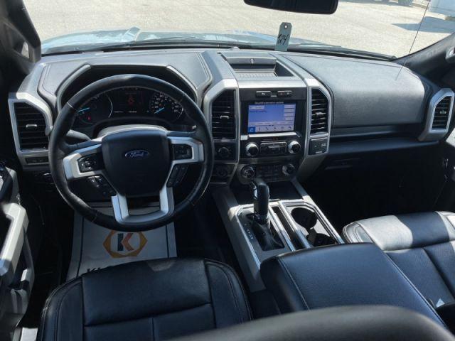 2019 Ford F-150 Lariat   -  - Air - Tilt