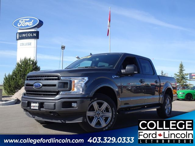 2019 Ford F-150 XLT Magnetic, 2 7L EcoBoost® V6 engine with