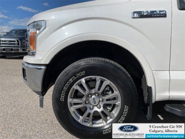 2019 Ford F-150 LARIAT  |LARIAT| ECOBOOST| LEATHER| - $321 B/W