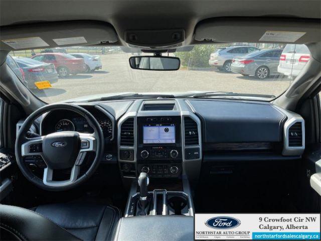 2019 Ford F-150 LARIAT   LARIAT  ECOBOOST  LEATHER  - $321 B/W