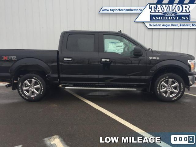 2019 Ford F-150 XL  $163.00 WEEKLY - LESS THAN 300 ORIGINAL KMS - TRADES WELCO