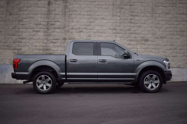 2019 Ford F-150 Lariat    | MOONROOF | LEATHER | NAV |