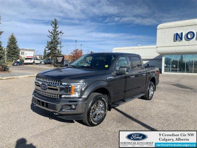 2019 Ford F-150 XLT  |XTR| ECOBOOST| PAYLOAD PKG| CREW CAB|