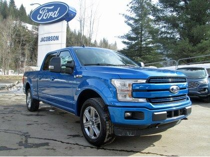 New Used Ford Cars Trucks Suvs Dealership In Salmon Arm