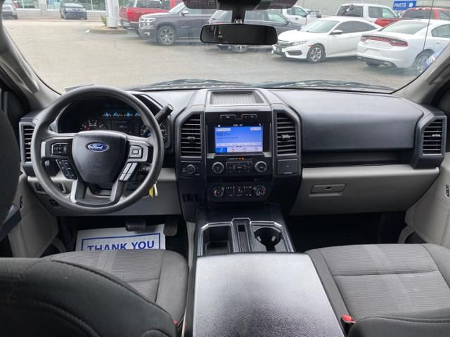 2019 Ford F-150 XL 4WD SuperCrew 6.5 Box