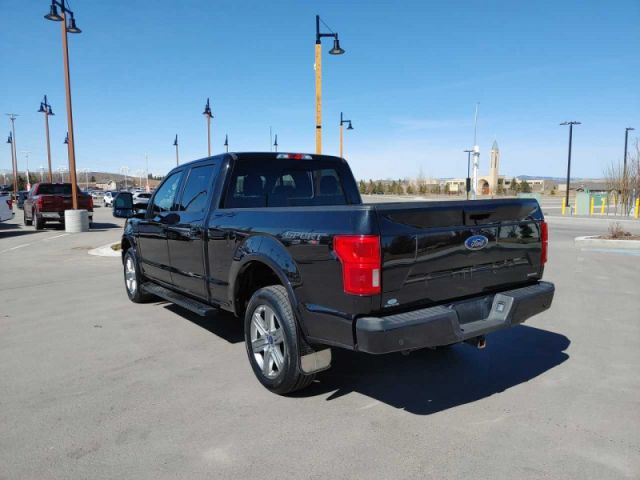 2019 Ford F-150 Lariat   - Leather Seats -  Cooled Seats - $390 B/W