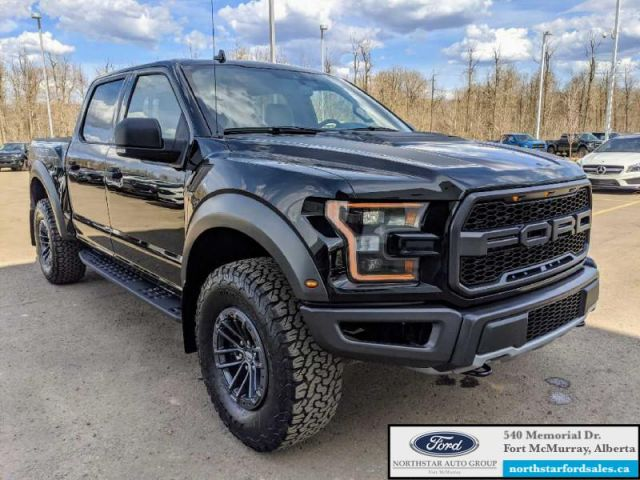 2019 Ford F-150 Raptor   |ASK ABOUT NO PAYMENTS FOR 120 DAYS OAC