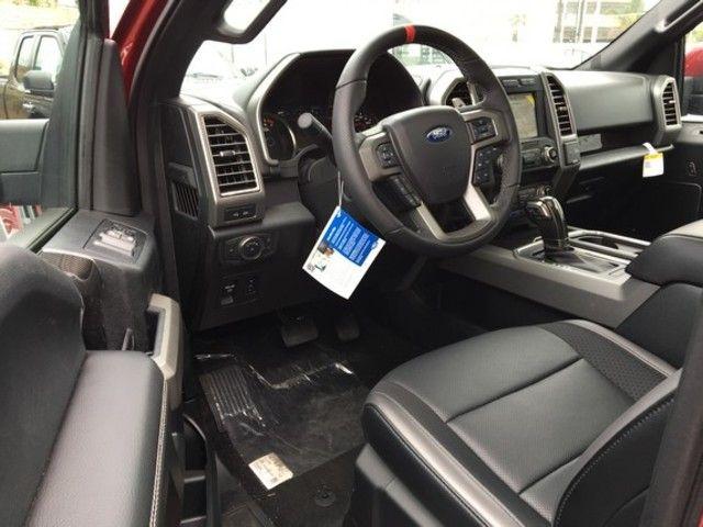 2019 Ford F-150 Raptor 4WD SuperCrew 5.5 Box