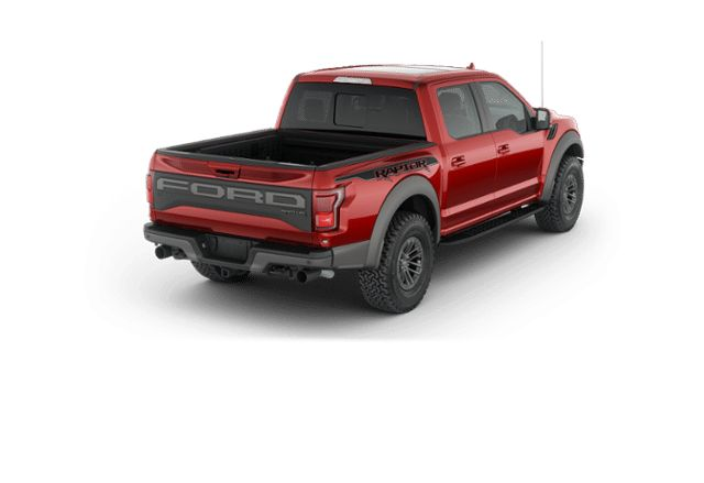 2019 Ford F-150 Raptor Ruby Red, High-Output 3 5L EcoBoost