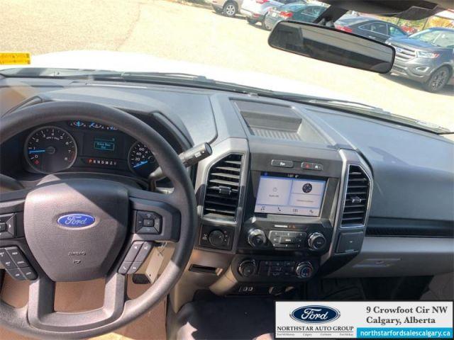 2019 Ford F-150 XLT   XLT  V6  REG CAB  ONE OWNER LOW KMS 