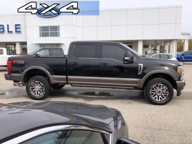 2019 Ford F-250 Super Duty King Ranch  King Ranch Ultimate Package-Twin Panel Sunroof- Navi