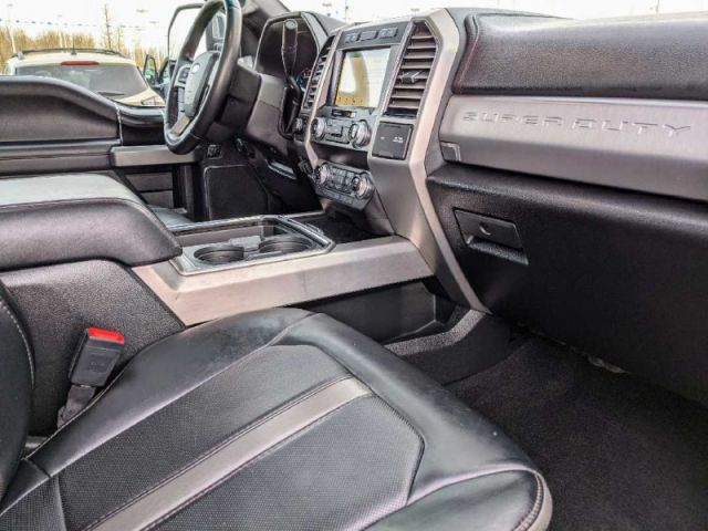 2019 Ford F-350 Super Duty Platinum  |2 YEARS / 40,000KMS EXTENDED POWERTRAIN WARRANTY INCL