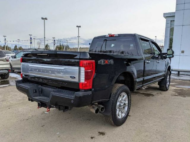 2019 Ford F-350 Super Duty Platinum  |ALBERTA'S #1 PREMIUM PRE-OWNED SELECTION