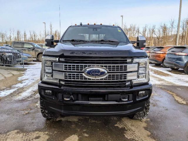 2019 Ford F-350 Super Duty Platinum   2 YEARS / 40,000KMS EXTENDED POWERTRAIN WARRANTY INCL