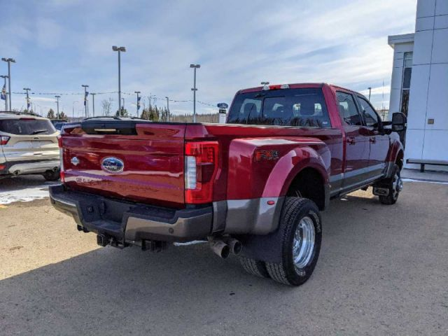 2019 Ford F-350 Super Duty King Ranch  |2 YEARS / 40,000KMS EXTENDED POWERTRAIN WARRANTY IN