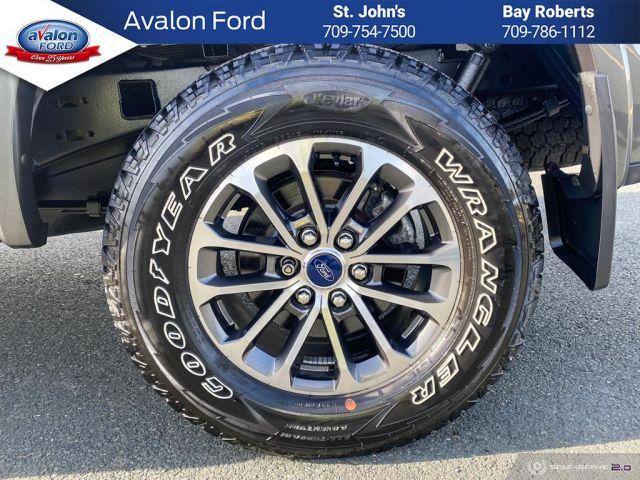 2019 Ford F150 4x4 - Supercrew XLT - 157 WB