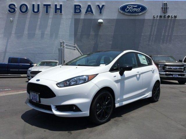 2019 Ford Fiesta ST Line Hatch