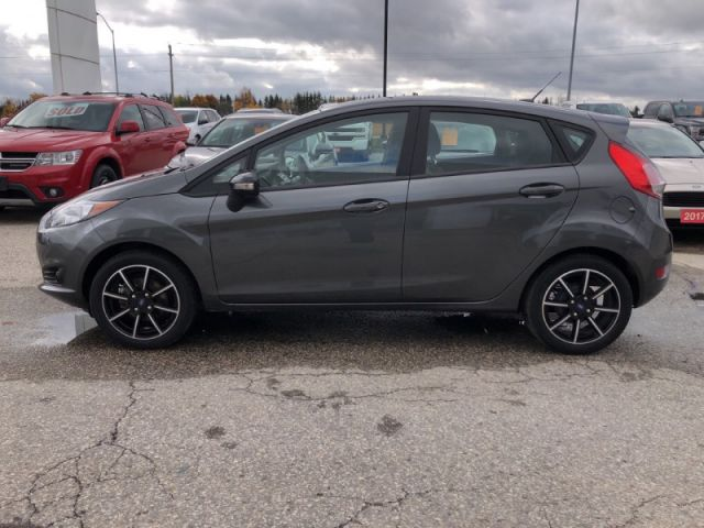 2019 Ford Fiesta SE  SE Appearance Package-SE Black Package-Blue Tooth- Back Up C
