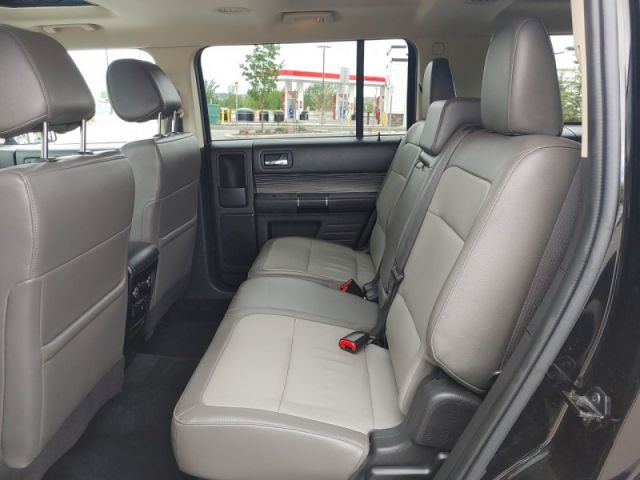 2019 Ford Flex Limited EcoBoost AWD  - Leather Seats - $258 B/W