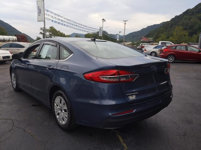 2019 Ford Fusion S FWD
