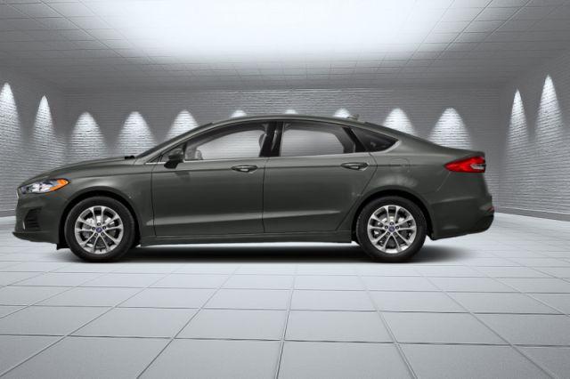2019 Ford Fusion SE  -  SiriusXM
