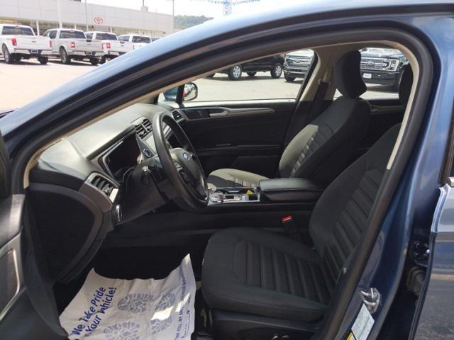 2019 Ford Fusion SE AWD