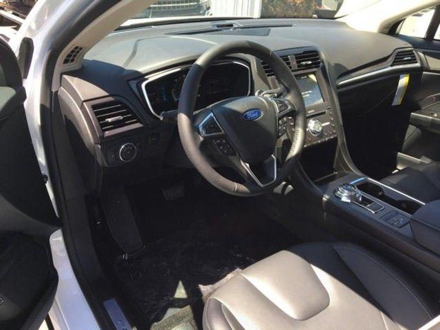 2019 Ford Fusion Energi Titanium FWD