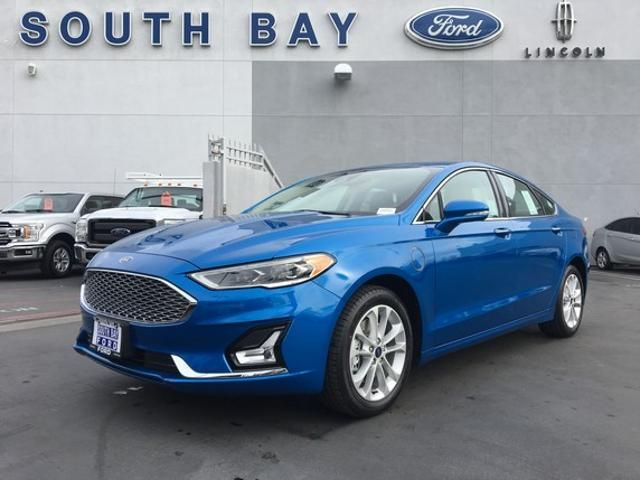 New 2019 Ford Fusion Energi Titanium FWD For Sale Near ...
