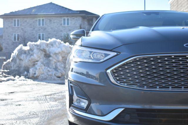 2019 Ford Fusion Energi Titanium  | LEATHER | HEATED SEATS |