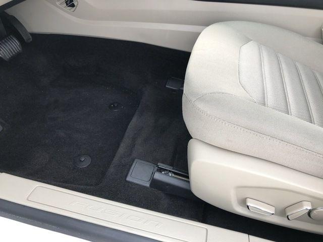 2019 Ford Fusion Hybrid SE FWD