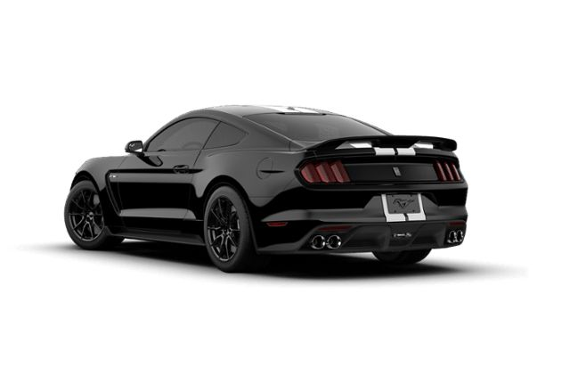 2019 Ford Mustang Shelby GT350®