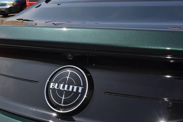 2019 Ford Mustang Bullitt Fastback