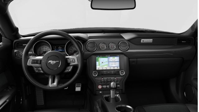 2019 Ford Mustang EcoBoost® Premium