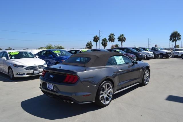 2019 Ford Mustang GT Premium Convertible
