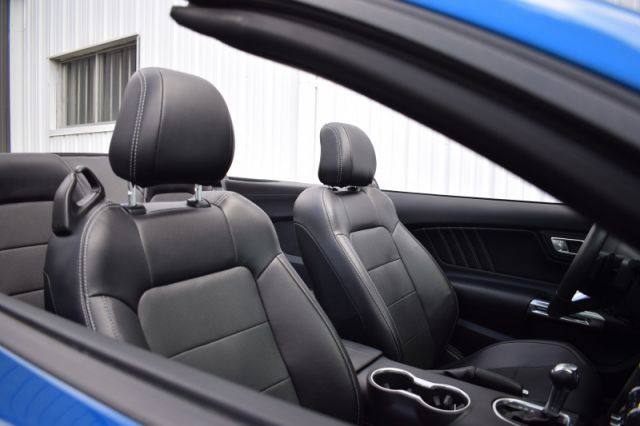 2019 Ford Mustang EcoBoost Premium  -  Leather Seats
