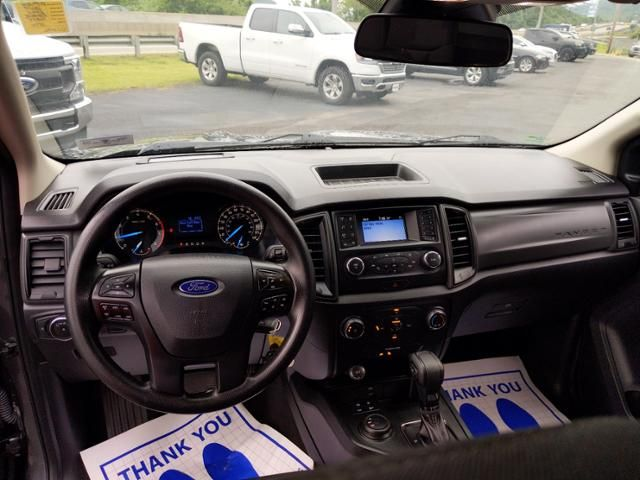 2019 Ford Ranger XL 4WD SuperCab 6 Box