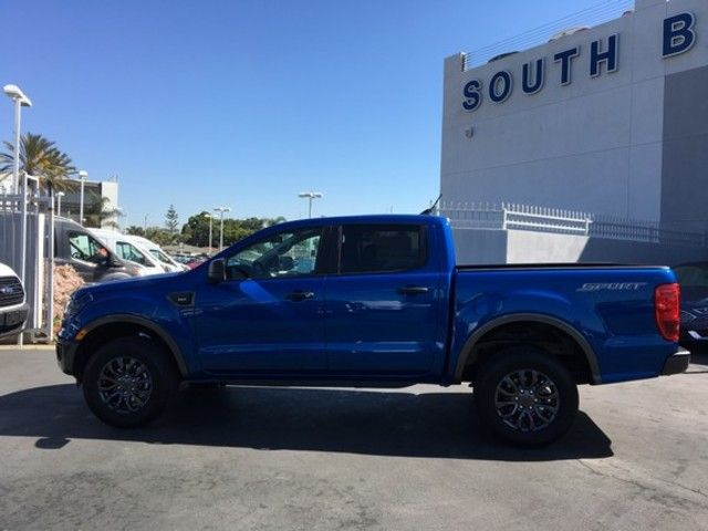 2019 Ford Ranger XLT 2WD SuperCrew 5 Box