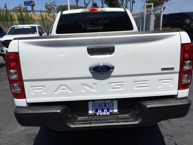 2019 Ford Ranger XL 2WD SuperCrew 5 Box