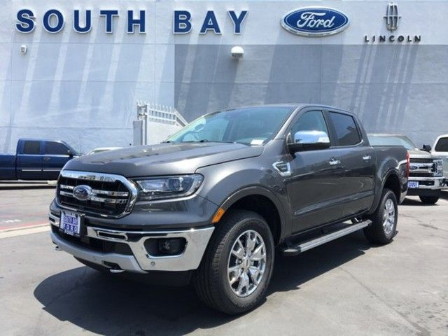 2019 Ford Ranger LARIAT 2WD SuperCrew 5 Box
