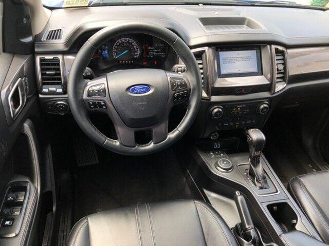 2019 Ford Ranger LARIAT 4WD SuperCrew 5 Box