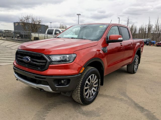 2019 Ford Ranger Lariat 4X4  |ALBERTA'S #1 PREMIUM PRE-OWNED SELECTION