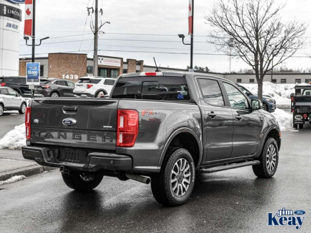 2019 Ford Ranger Lariat  - Leather Seats