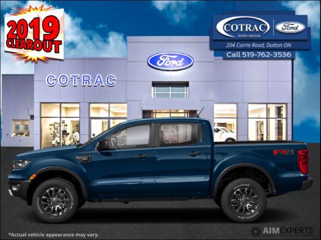 2019 Ford Ranger XLT  - $277 B/W