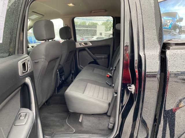 2019 Ford Ranger XLT 4WD SuperCrew 5 Box