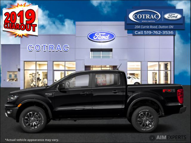 2019 Ford Ranger Lariat  - Leather Seats -  Heated Seats - $299 B/W