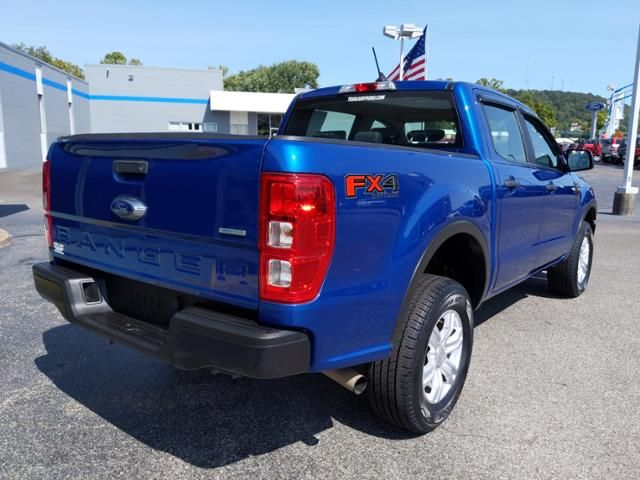 2019 Ford Ranger XL 4WD SuperCrew 5 Box