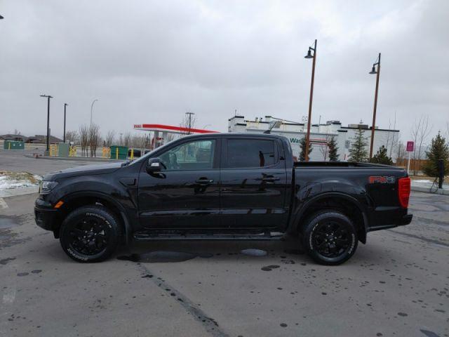 2019 Ford Ranger Lariat  Black Edition Sport - Loaded Ranger