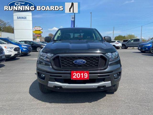 2019 Ford Ranger XLT  - One owner - Running Boards - $280 B/W