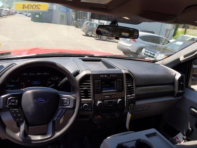 2019 Ford Super Duty F-250 SRW XL 4WD SuperCab 8 Box